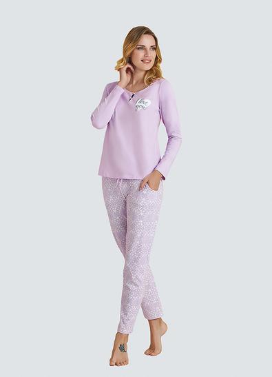 женская пижама  (арт. 9529)